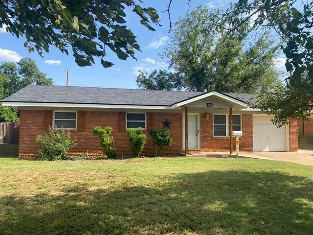 223 N 22nd Place, Lamesa, TX 79331 (MLS #202107743) :: Reside in Lubbock   Keller Williams Realty