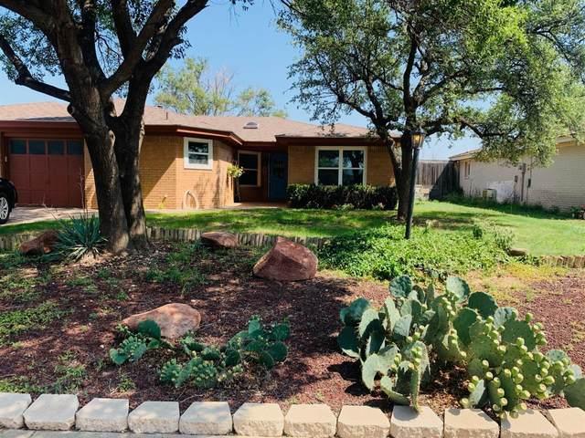 11 Comanche Lane, Ransom Canyon, TX 79366 (MLS #202107753) :: McDougal Realtors