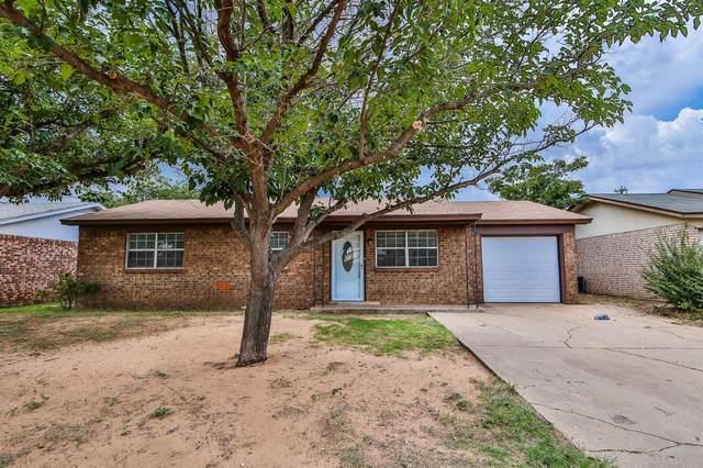 4629 Kemper Street, Lubbock, TX 79416 (MLS #202107748) :: Better Homes and Gardens Real Estate Blu Realty