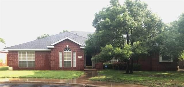 5802 83rd Street, Lubbock, TX 79424 (MLS #202107796) :: McDougal Realtors