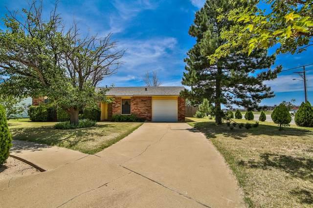 6421 35th Street, Lubbock, TX 79407 (MLS #202107812) :: The Lindsey Bartley Team