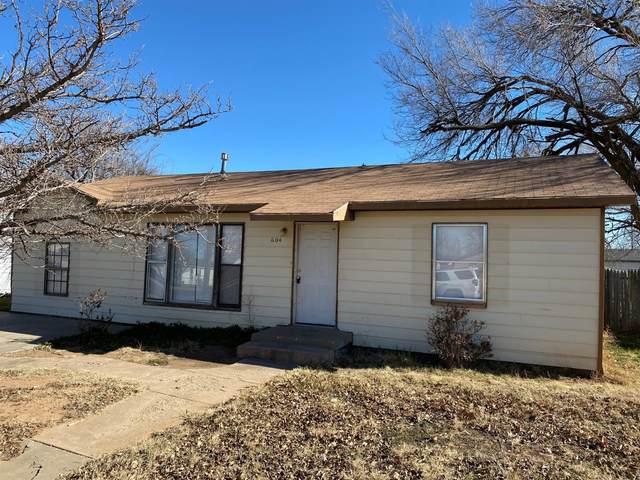 604 N Indiana Avenue, Lubbock, TX 79415 (MLS #202107754) :: The Lindsey Bartley Team