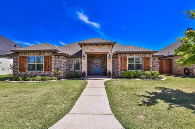 7031 101st Street, Lubbock, TX 79424 (MLS #202107835) :: The Lindsey Bartley Team