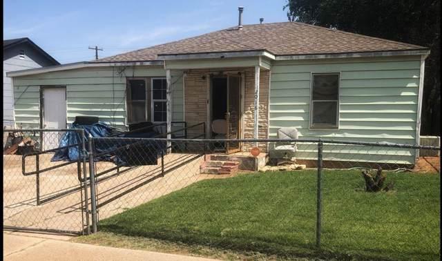 2018 37th Street, Lubbock, TX 79412 (MLS #202107836) :: Lyons Realty