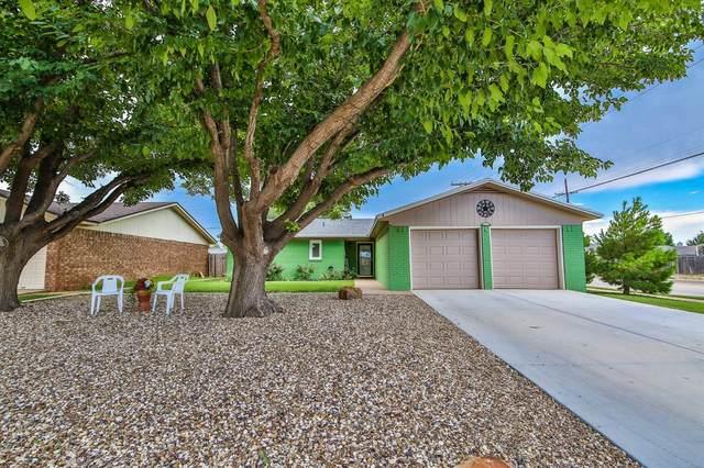 4645 Harvard Street, Lubbock, TX 79416 (MLS #202107826) :: Better Homes and Gardens Real Estate Blu Realty