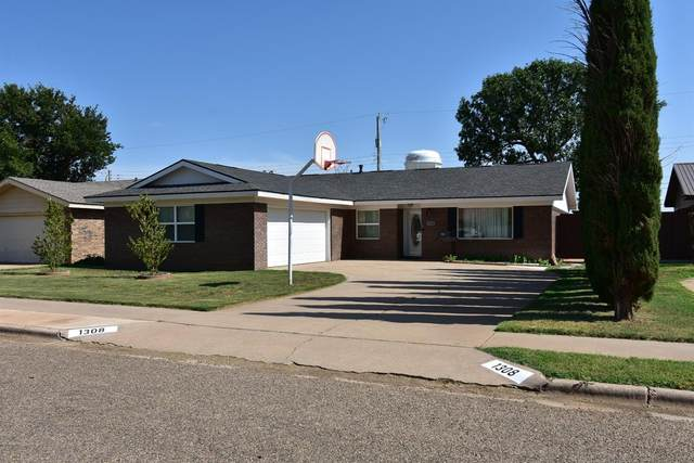 1308 W 14th Street, Littlefield, TX 79339 (MLS #202107865) :: Better Homes and Gardens Real Estate Blu Realty