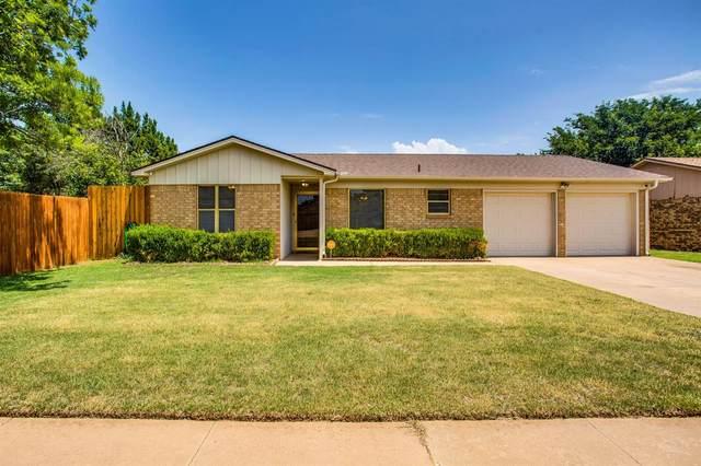 9605 Bangor Avenue, Lubbock, TX 79424 (MLS #202107766) :: Lyons Realty