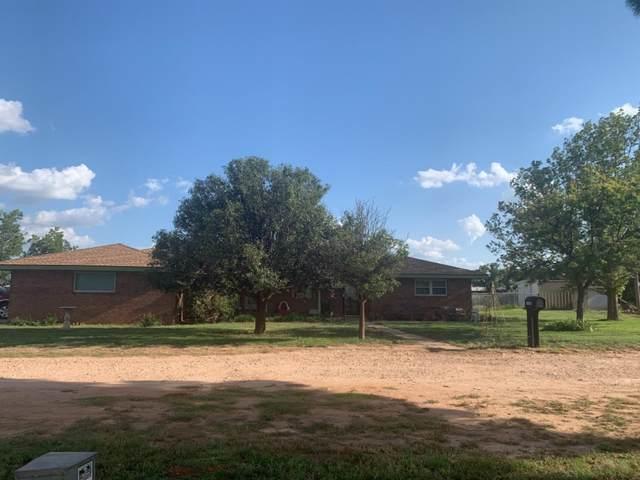 5986 Cactus Drive, Levelland, TX 79336 (MLS #202107810) :: Lyons Realty
