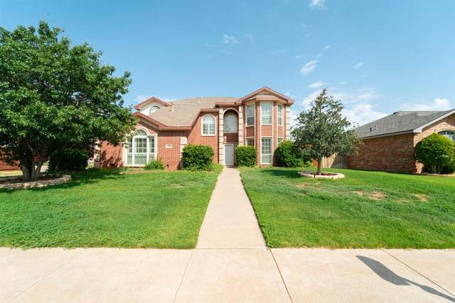 4926 Harvard Drive, Lubbock, TX 79416 (MLS #202107881) :: Better Homes and Gardens Real Estate Blu Realty