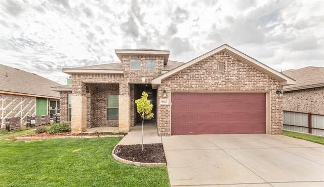 9813 Virginia Avenue, Lubbock, TX 79424 (MLS #202107884) :: Reside in Lubbock | Keller Williams Realty