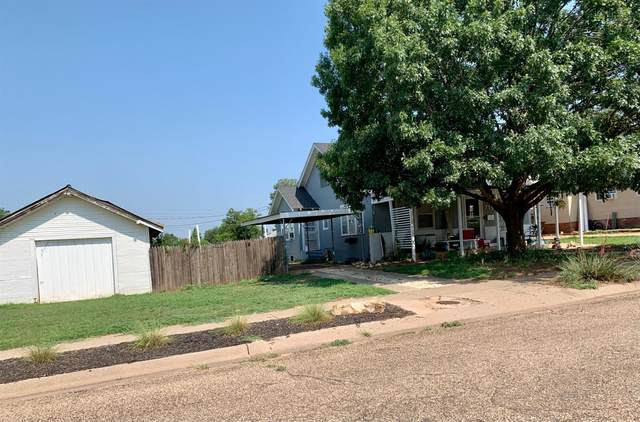 719 Carroll Avenue, Spur, TX 79370 (MLS #202107689) :: Better Homes and Gardens Real Estate Blu Realty