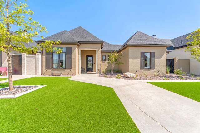 5010 119th Street, Lubbock, TX 79424 (MLS #202107874) :: Stacey Rogers Real Estate Group at Keller Williams Realty