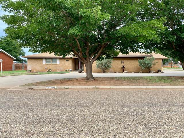 1021 Ave E, Denver City, TX 79323 (MLS #202107895) :: Better Homes and Gardens Real Estate Blu Realty
