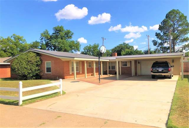 5003 13th Street, Lubbock, TX 79416 (MLS #202107897) :: Better Homes and Gardens Real Estate Blu Realty