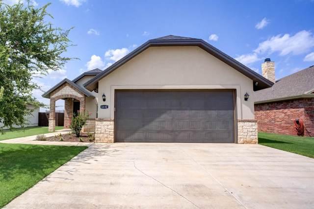 6132 86th Street, Lubbock, TX 79424 (MLS #202107746) :: Lyons Realty
