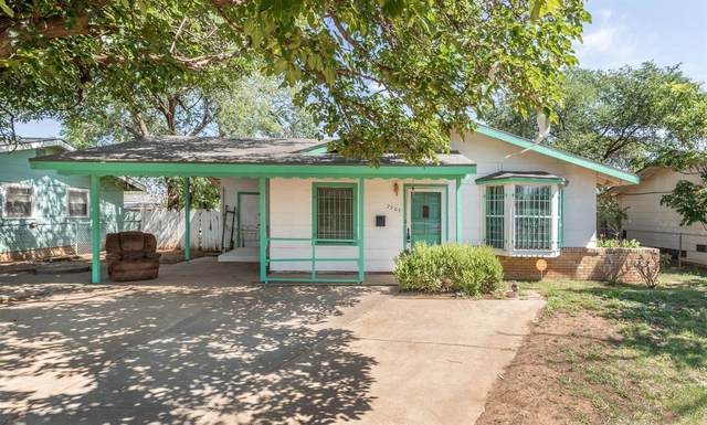 2905 E Bates Street, Lubbock, TX 79403 (MLS #202107900) :: The Lindsey Bartley Team