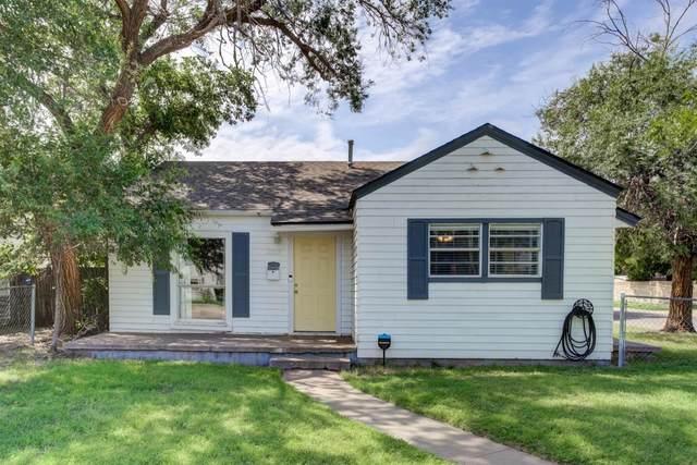 2223 27th Street, Lubbock, TX 79411 (MLS #202107894) :: Reside in Lubbock | Keller Williams Realty