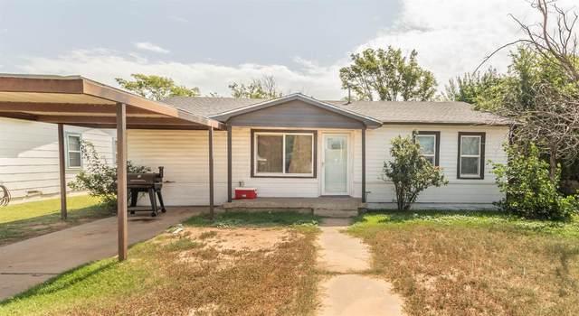 606 N Indiana Avenue, Lubbock, TX 79415 (MLS #202107904) :: The Lindsey Bartley Team