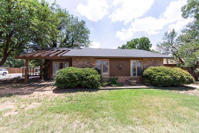 2901 74th Place, Lubbock, TX 79423 (MLS #202107903) :: The Lindsey Bartley Team
