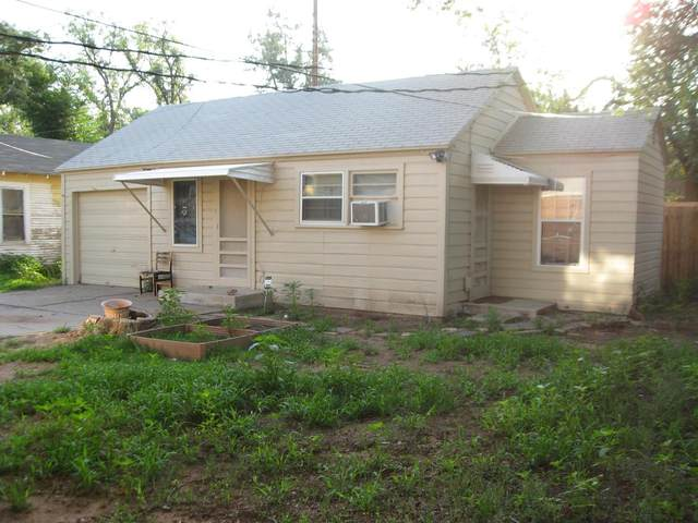 1613-C Ave Y, Lubbock, TX 79401 (MLS #202107907) :: The Lindsey Bartley Team