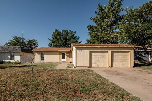 2713 91st Street, Lubbock, TX 79423 (MLS #202107908) :: Lyons Realty