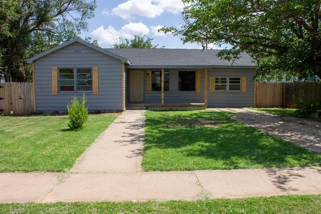 2607 41st Street, Lubbock, TX 79413 (MLS #202107910) :: Lyons Realty
