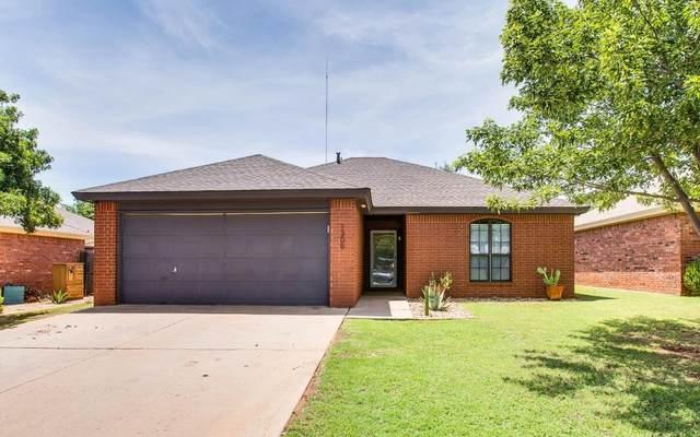 1309 81st Street, Lubbock, TX 79423 (MLS #202107914) :: Lyons Realty