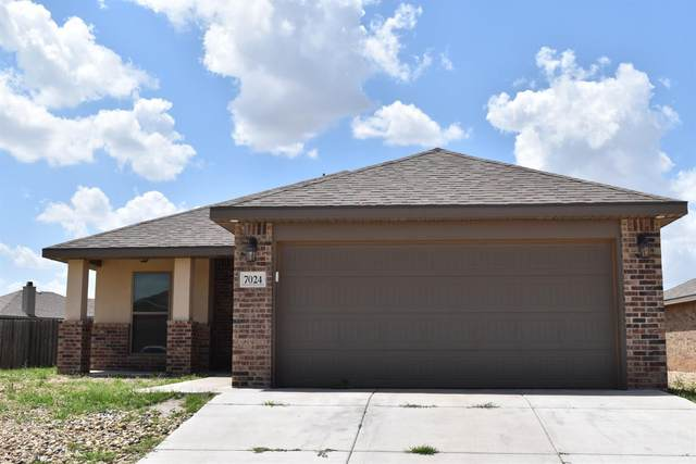 7024 35th Street, Lubbock, TX 79407 (MLS #202107888) :: Lyons Realty