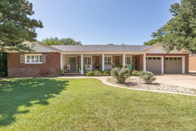 2703 58th Street, Lubbock, TX 79413 (MLS #202107906) :: Stacey Rogers Real Estate Group at Keller Williams Realty