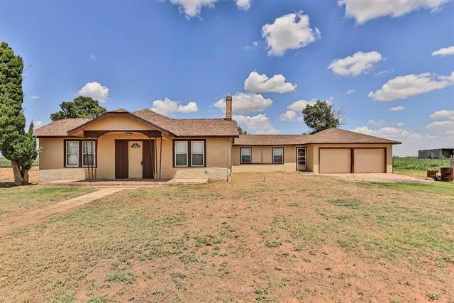 4817 E County Road 7300 Drive, Slaton, TX 79364 (MLS #202107838) :: Lyons Realty
