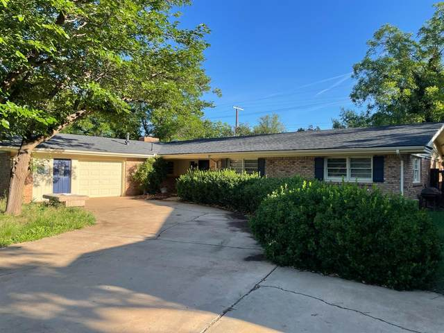5414 28th Street, Lubbock, TX 79407 (MLS #202107924) :: Better Homes and Gardens Real Estate Blu Realty