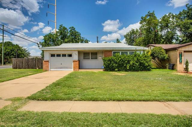 2826 53rd Street, Lubbock, TX 79413 (MLS #202107923) :: Stacey Rogers Real Estate Group at Keller Williams Realty