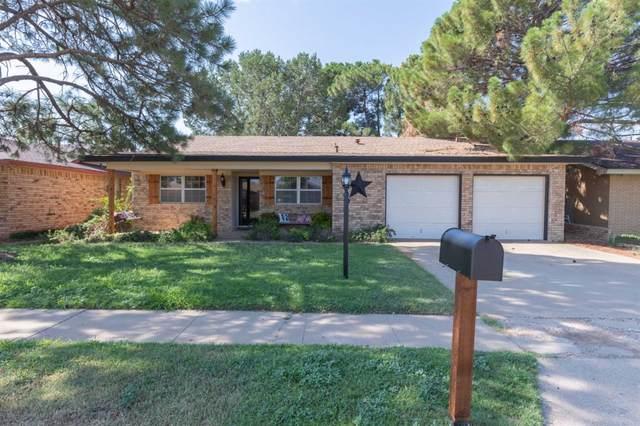 316 Michael Street, Levelland, TX 79336 (MLS #202107920) :: Lyons Realty