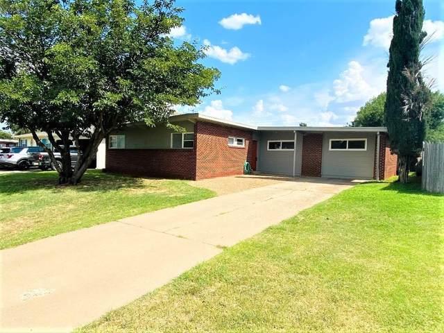 2211 48th Street, Lubbock, TX 79412 (MLS #202107909) :: Lyons Realty