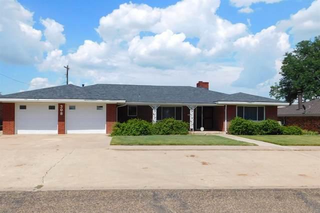 308 W Ave J, Muleshoe, TX 79347 (MLS #202107929) :: Lyons Realty