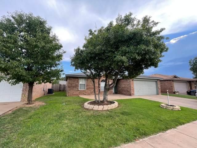 2811 90th Street, Lubbock, TX 79423 (MLS #202107930) :: Lyons Realty