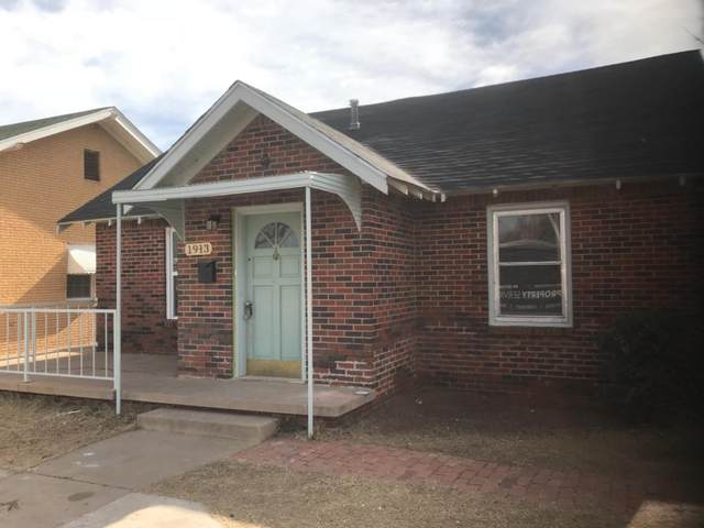 1913 13th Street, Lubbock, TX 79401 (MLS #202107938) :: Better Homes and Gardens Real Estate Blu Realty