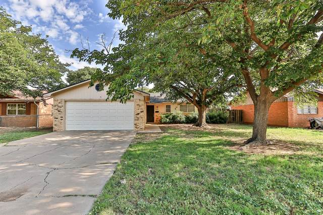 5420 45th Street, Lubbock, TX 79414 (MLS #202107917) :: Better Homes and Gardens Real Estate Blu Realty