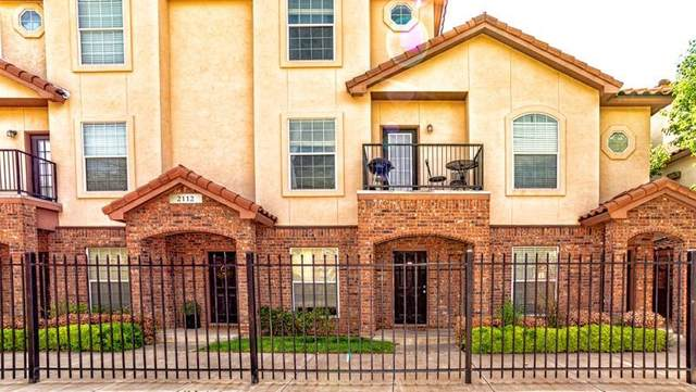 2112-Unit #4 Main Street, Lubbock, TX 79401 (MLS #202107912) :: Stacey Rogers Real Estate Group at Keller Williams Realty