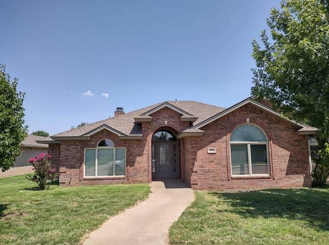 5906 101st Place, Lubbock, TX 79424 (MLS #202107941) :: Lyons Realty