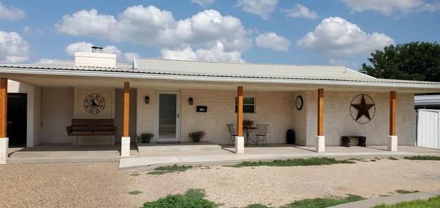 112 N Ave P, Post, TX 79356 (MLS #202107948) :: Reside in Lubbock   Keller Williams Realty