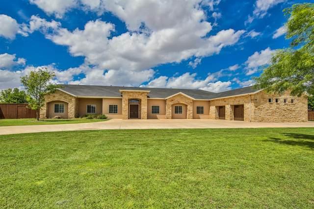 5310 County Road 7570, Lubbock, TX 79424 (MLS #202107984) :: Reside in Lubbock | Keller Williams Realty