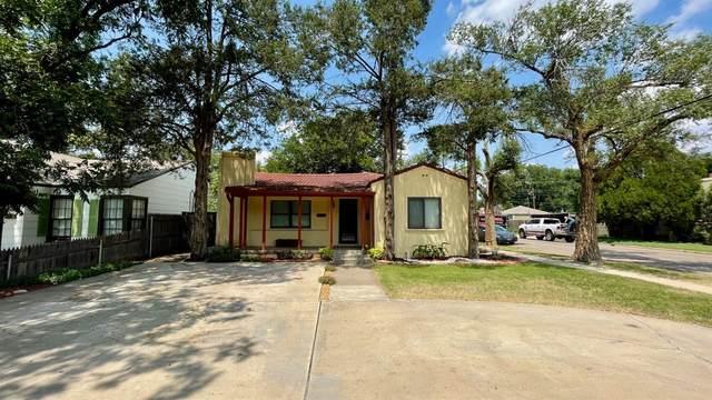 2602 24th Street, Lubbock, TX 79410 (MLS #202108012) :: Reside in Lubbock | Keller Williams Realty