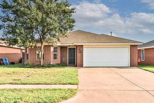1104 77th Street, Lubbock, TX 79423 (MLS #202107944) :: Rafter Cross Realty