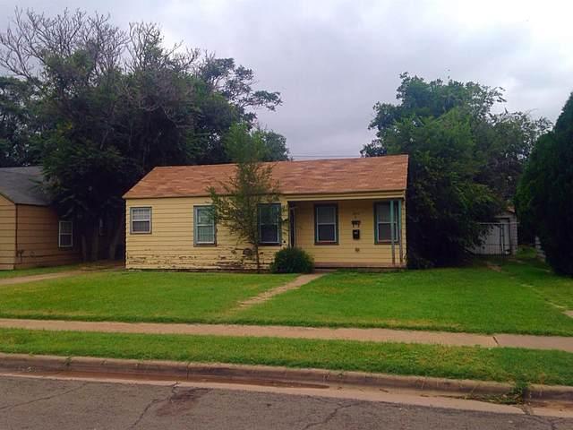 2218-Front 21st Street, Lubbock, TX 79411 (MLS #202108090) :: Rafter Cross Realty