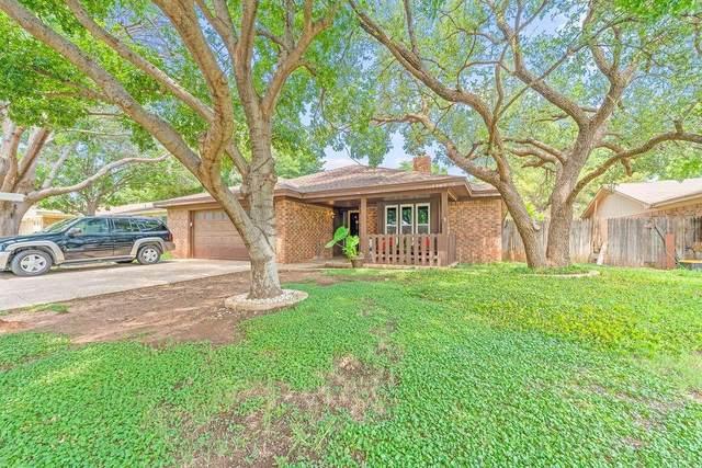 4604 64th Street, Lubbock, TX 79414 (MLS #202108128) :: Reside in Lubbock | Keller Williams Realty