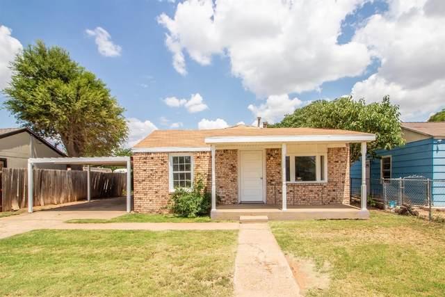 3218 Baylor Street, Lubbock, TX 79415 (MLS #202108032) :: Scott Toman Team