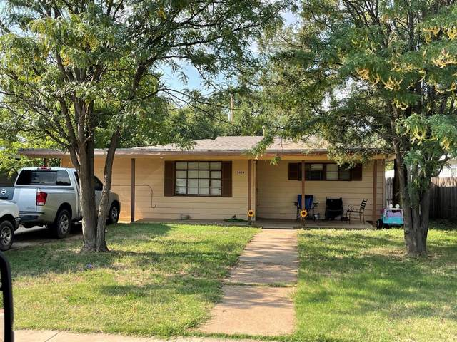 3614 31st Street, Lubbock, TX 79410 (MLS #202108180) :: Better Homes and Gardens Real Estate Blu Realty