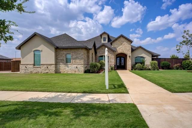 8612 Kirby Avenue, Lubbock, TX 79424 (MLS #202108277) :: The Lindsey Bartley Team