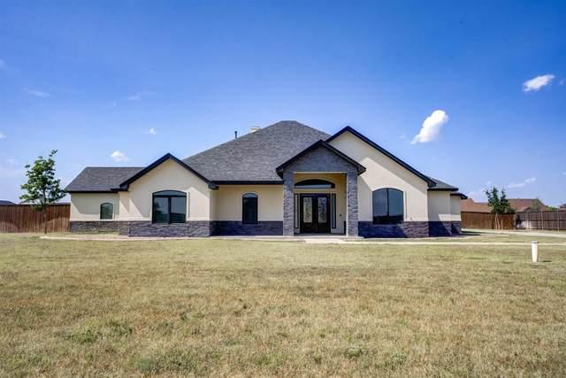8910 County Road 6875, Lubbock, TX 79407 (MLS #202108348) :: Rafter Cross Realty